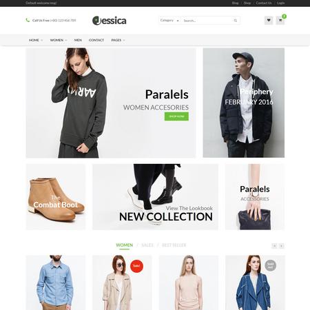 shop thời trang, web shop thời trang online Thời trang